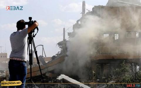 مقتل 748 صحفي سوري منذ انطلاقة الثورة السورية  وحتى الـ 16 من شهر تشرين الثاني2020