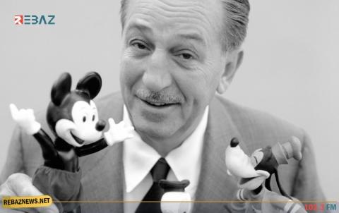 ماذا تعرف عن والت ديزني - Walt Disney؟