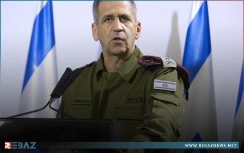 رئيس أركان الجيش الإسرائيلي: نقف مع دول الخليج ومصر والأردن في تحالف ضد إيران