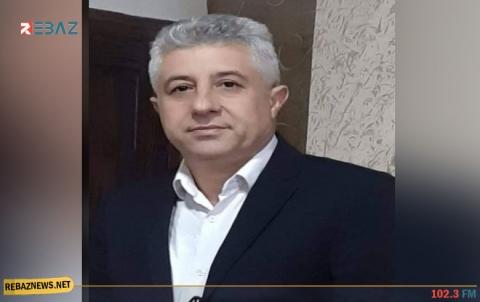 ديرك.. وفاة الكادر السياسي للكوردستاني - سوريا مسعود حمدو