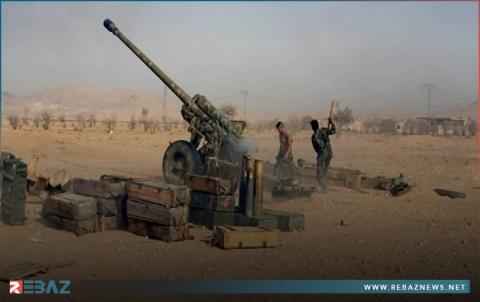 النظام السوري يقصف بلدات وقرى في جبل الزاوية وسهل الغاب