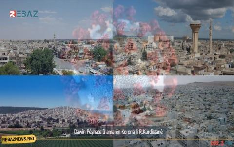 كوردستان سوريا.. تمدد وباء كورونا ونداء عاجل الى المنظمات الحقوقية والإنسانية