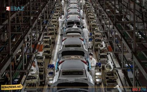 المصانع الصينية تحقق بيوليو أسرع معدل نمو في 10 سنوات
