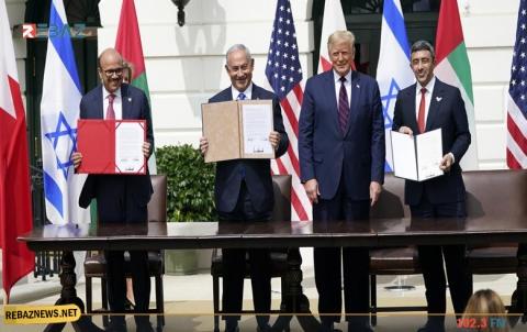 إسرائيل تعلن إطلاق العلاقات الدبلوماسية الرسمية مع البحرين