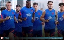 أتلتيكو مدريد يعلن إصابة نجمه بكورونا