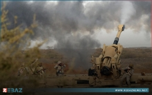القواعد التركية والفصائل السورية المسلحة تقصف تمركزات النظام في ريف إدلب