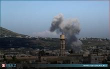 قوات النظام تستهدف أماكن في جبل الزاوية وسهل الغاب