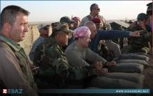 سياسي عراقي: الزعيم مسعود بارزاني كان يحمل السلاح في الخط الأول لمواجهة داعش