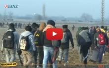 طريق أوروبا.. خفر السواحل اليوناني يحاول إغراق اللاجئين
