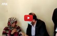 نصر الحريري رئيس الائتلاف يزور عفرين