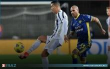 يوفنتوس يواصل إهدار النقاط ويتعادل 1-1 مع فيرونا