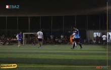 قوشتبە.. فریق رێباز یحصد المركز الأول لدوري البيشمركة لكرة القدم