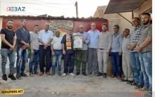 عامودا.. PDK-S يكرّم عائلة الشهيد البيشمركة آلدار حواس نادر