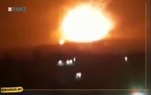 الجيش الإسرائيلي: استهدفنا مواقع فيلق القدس الإيراني جنوب دمشق